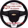 Volante Celta 2000 A 2014 Prisma Monza Modelo Cruze Prata