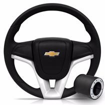 Volante Gm Modelo Cruze Onix Para Corsa Vectra Kadett Celta