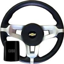 Volante Esportivo Chevrolet Gm Com Cubo/ Corsa Sedan 2007