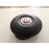 Capa Tampa Bolsa Airbag Volante Fiat Novo Uno