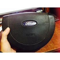 Bolsa Do Air Bag Do Volante Ford Ecosport Fiesta 05 Orig