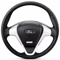 Volante Esportivo Ford Para Fiesta/ Ká/ Ranger/ Eco Sport