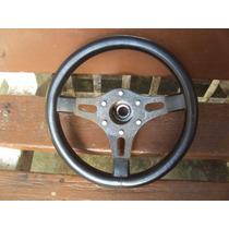 Volante Direção Mini Walrod Gol Fusca Chevette Brasília
