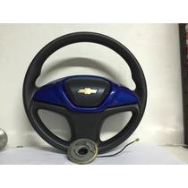 Volante Celta Corsa Monza Prisma Kadett Tampa Buzina Azul