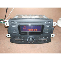 Radio Cd Som Original Renault Sandero Logan Duster