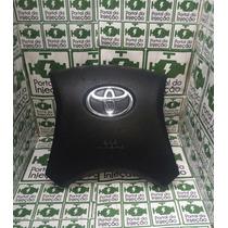 Tampa Capa Do Volante Toyota Hilux Sw4 2014 Sem Airbag