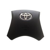 Capa/tampa Volante Toyota Hilux Sw4 2014 S/ Airbag Original
