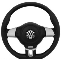 Volante Jetta Base Reta Turbo Fox Polo Bora Golf 2008 A 2013