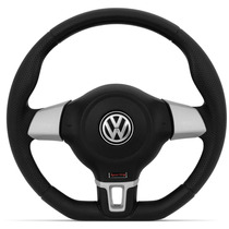 Volante Jetta Base Reta Gol Saveiro Voyage G5 G6 Fox Golf Vw
