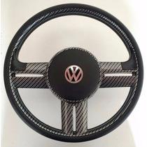 Volante Rally Vw Fox Santana G2 G3 G4 G5 G6 Golf Polo Parati
