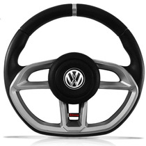 Volante Modelo Golf Gti Racing Gol Parati Saveiro Fox G6 G5