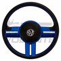 Volante Esportivo Rallye Surf Azul Gol G2 G3 G4 C/ Cubo