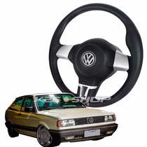 Volante Mod. Jetta Nac Rallye P/ Vw Gol Quadrado De 89 A 95