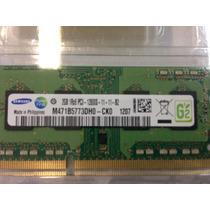 Samsung 4gb (2x2gb) Ddr3 1600mhz Pc3-12800 204-pin