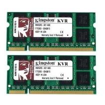 Kit 16gb (4x4gb) 1333mhz Kingston P/ Apple Imac