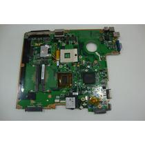 Placa Mãe Do Notebook Itautec W7645 - Usada