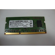 Memória 2gb Ddr3 Pc10600s Cce All In One Solo A45