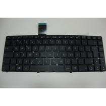 Teclado Do Notebook Asus K45vm-vx105h - Original