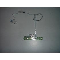 Placa Botão Power Original Do Notebook Cce Win Wm545b Novo