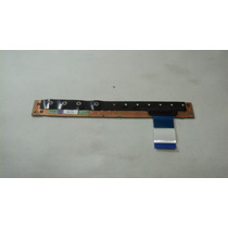 Placa Botão Power Notebook Toshiba Sti Is1522 25-05534-00