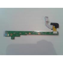 Placa Botão Power Positivo V53, Z520, Z580 - Funcionando