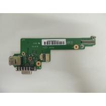 Placa Power + Usb De Notebook Hbuster 1401 210 Usado