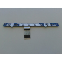Placa Botao Power Intelbras I10 I20 I30 1428 Jfw01 Ls-3961p
