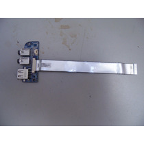 Placa Usb E Áudio P O Notebook Itautec A7520/6-71-w2408-d03