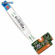 Placa Power Notebook Hp G42-220br Da0ax1pb6e0 Verde (5463)