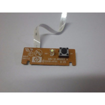 Placa Do Botão Liga /desliga P/ Impressora Hp 3680