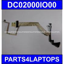 Cabo Flat Lcd Hp Pavilion Dv4-1000 Series Dc02000i000