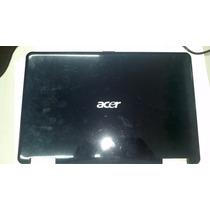 Carcaça Da Tela Acer Aspire 5532 Com Webcam + Antenas