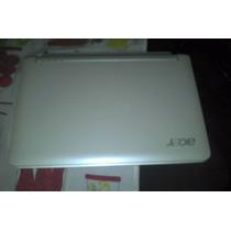 Carcaça Notebook Acer Aspire One Branco S/teclado, S/display