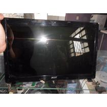 Carcaça Do Lcd Acer Aspire 5750,com Aste E Cabo Flat