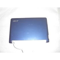 Tampa Da Tela Netbook Acer Aspire One Zg5 Usada