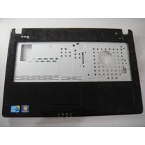Carcaça Superior Com Mouse Touch Notebook Cce Win