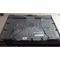Carcaça Tampa Tela Antena+trava Notebook Dell Latitude D620