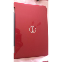 Top Cover Dell Inspiron 14 N4050 Vermelho