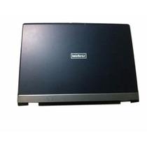 Carcaça Tampa Da Tela Notebook Intelbras I10 I11 I30 (14373)