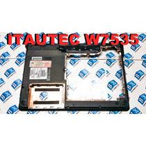 Carcaça Chassi Inferior Notebook Itautec W7535
