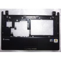 Carcaça Base Top Netbook Itautec Infoway Net W7020