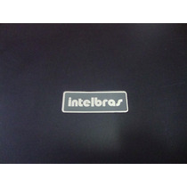 Tampa Intelbras I10 / I11 / I15 / I36 E Moldura Notebook Int