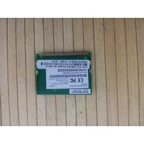 Placa De Rede Wirelles Notbook Itautec W7635
