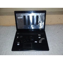 Carcaça Completa 4 Partes Notebook Emachines D442 - V081