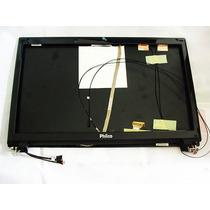 Tampa + Moldura + Flat Tela Philco 15a Laptop Original