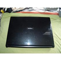 Carcaça Completa Notebook Intelbras Cm-2