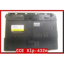 Carcaça Base Inferior Notebook Win Cce Xlp432
