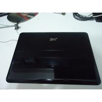 Carcaça Base Da Tela Notebook Positivo Sim + 6000