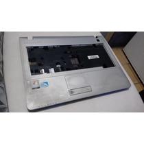 Carcaça Base Do Teclado + Touch Notebook Positivo Mobile Z85
