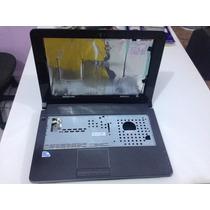 Carcaça Completa Notebook Sim+380 Positivo 68r-a14im1-10eps